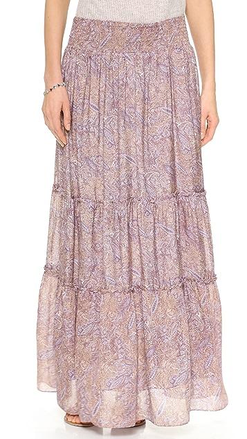 MISA Maxi Skirt