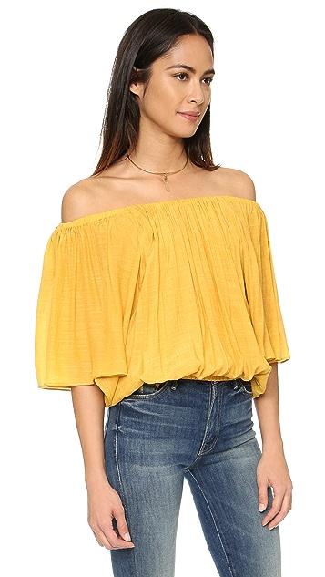 MISA Off Shoulder Blouse