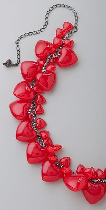 TOM BINNS Red Queen Necklace