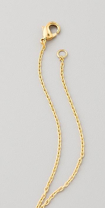 TOM BINNS Double Dare Crossbones Necklace