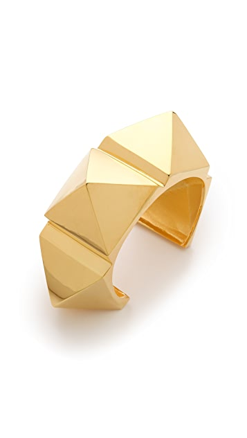 TOM BINNS Studded Cuff