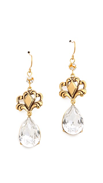 TOM BINNS Rokoco Dumont Earrings