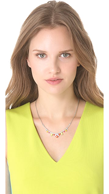 TOM BINNS Electro Clash Nova Charm Necklace