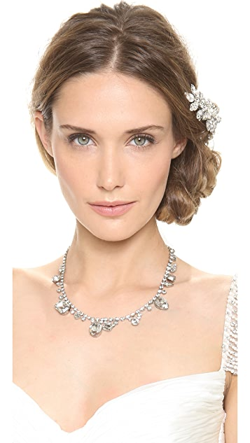 TOM BINNS Madame Dumont Crystal Necklace