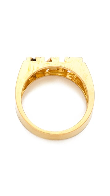 TOM BINNS Punk Ring