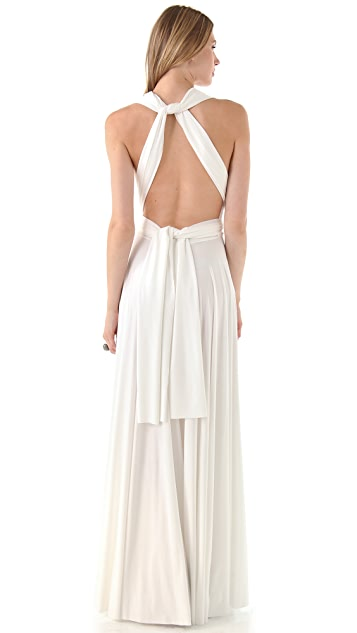 Twobirds Long Convertible Dress