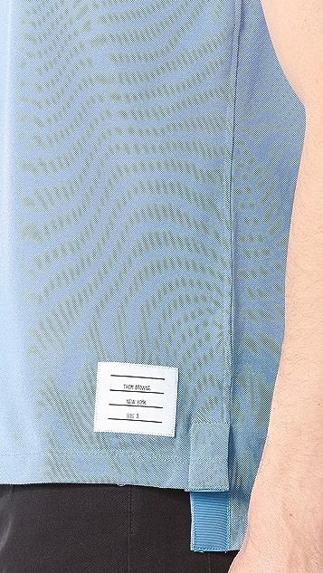 Thom Browne Oxford Pocket T-Shirt