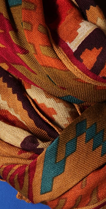 Theodora & Callum Blanket Scarf
