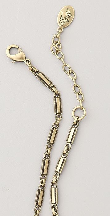 Theodora & Callum Geometric Necklace