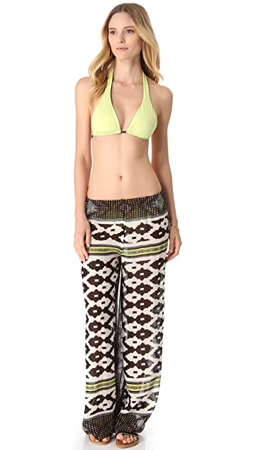 Theodora & Callum Amarillo Beach Pants