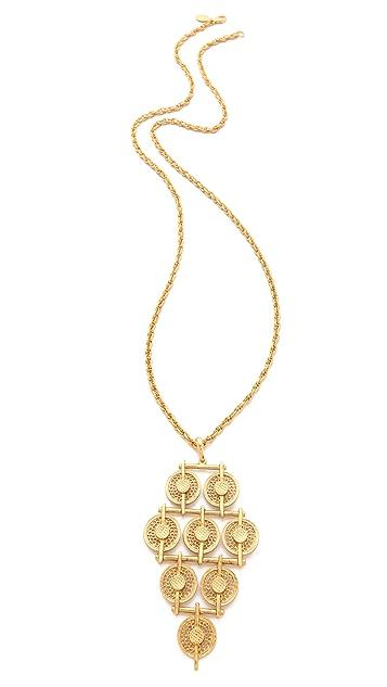 Theodora & Callum Long Andros Necklace