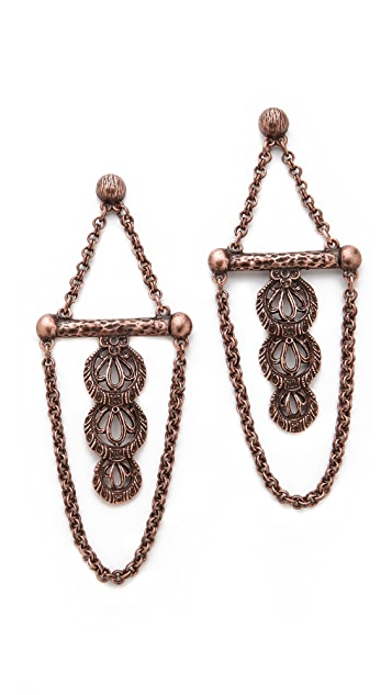 Theodora & Callum Agra Earrings