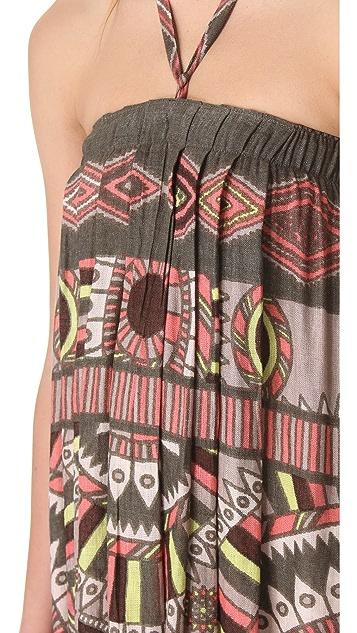 Theodora & Callum Phoenix Cover Up Skirt / Dress