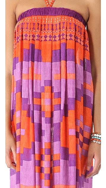 Theodora & Callum Andes Cover Up Skirt / Dress