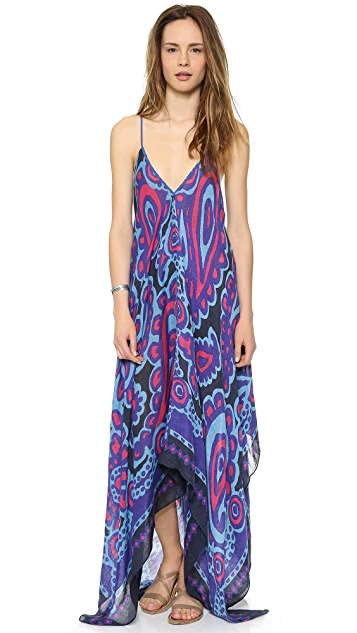 Theodora & Callum Barbados Scarf Dress