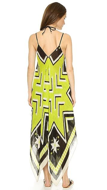 Theodora & Callum Monument Valley Scarf Dress