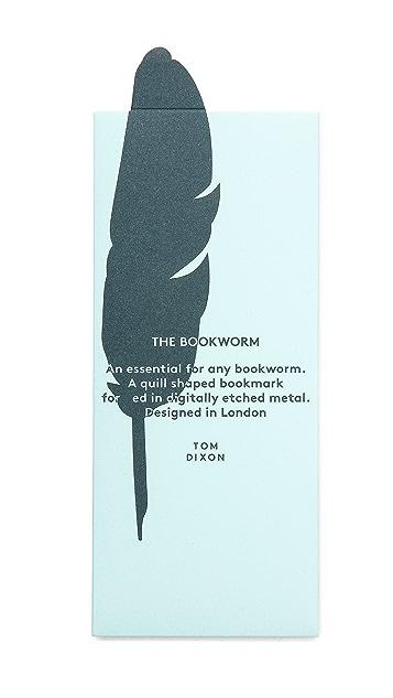 Tom Dixon Закладка Bookworm в форме пера
