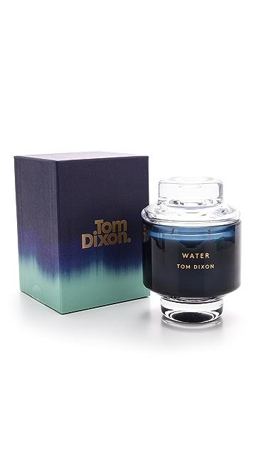 Tom Dixon Medium Water Scented Candle
