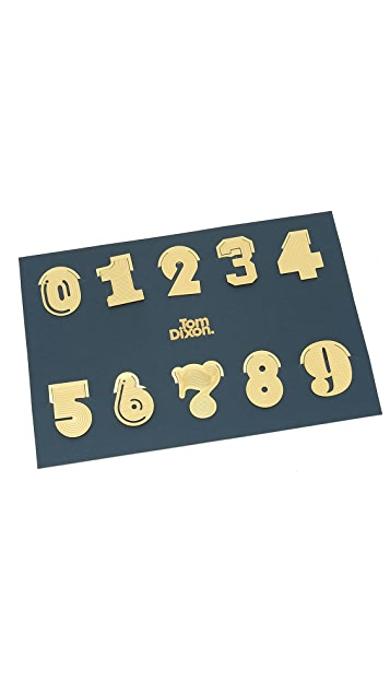 Tom Dixon Tool The Clip Numbers