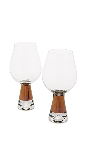Tom Dixon Tank Wine Glasses Set
