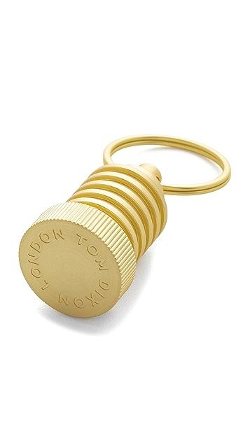 Tom Dixon Cog Key Ring Pod