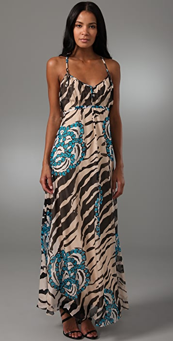 Temperley London Long Roxy Dress