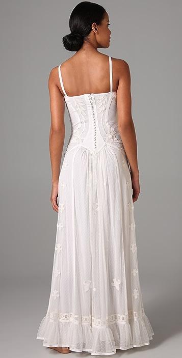 Temperley London Long Jadeene Dress