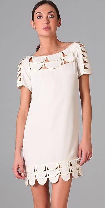 Temperley London Mini Oriel Dress