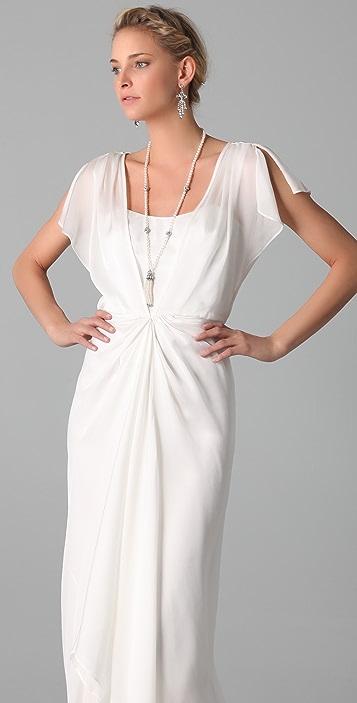 Temperley London Long Venus Dress