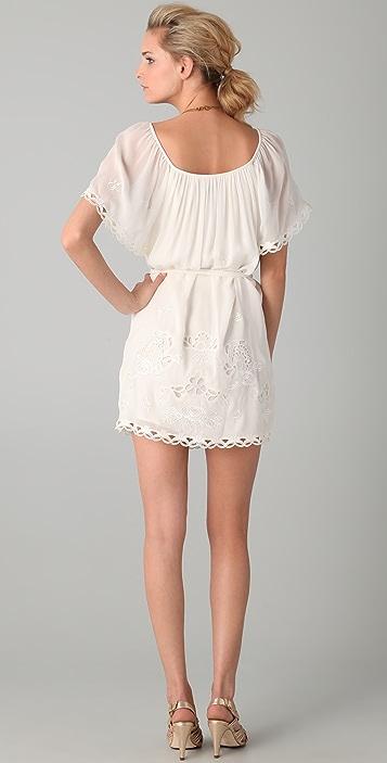 Temperley London Florelle Tunic Dress
