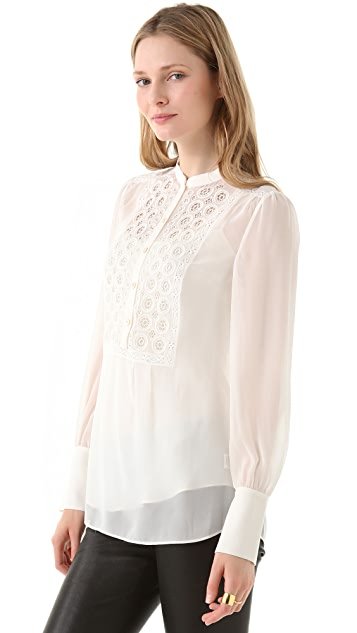 Temperley London Moriah Shirt