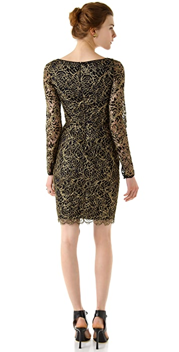 Temperley London Ariel Lace Dress