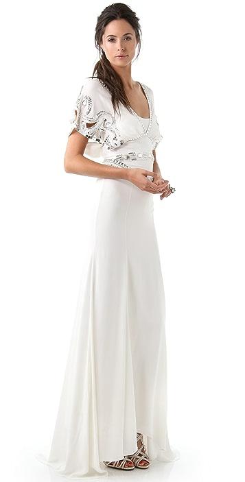 Temperley London Long Jean Dress
