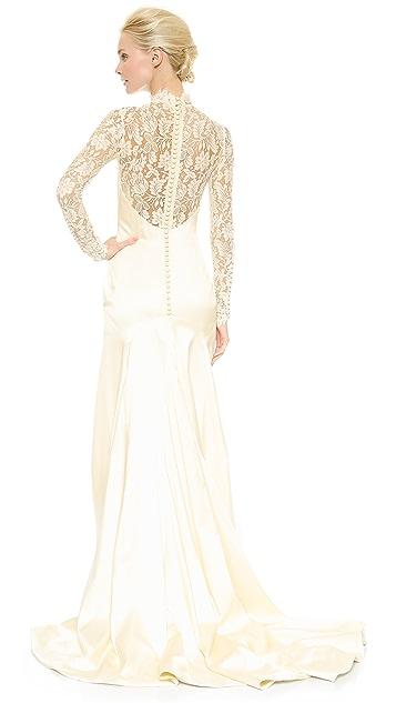 Temperley London Long Grace Bridal Dress
