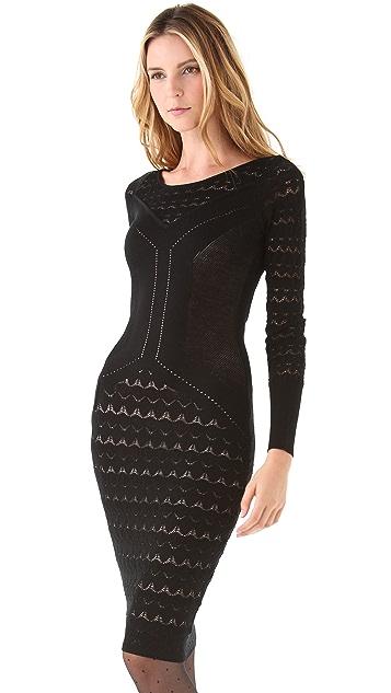 Temperley London Judith Sweater Dress