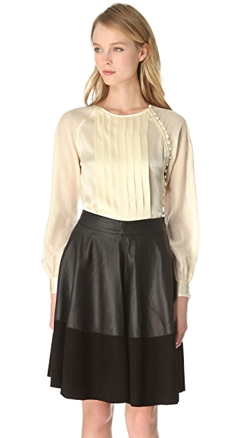 Temperley London Julia Blouse