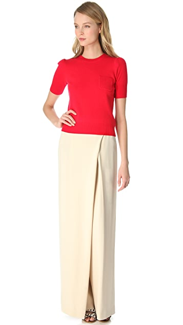 Temperley London Marina Wrap Trousers