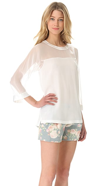 Temperley London Marisa Top