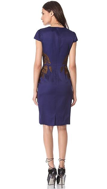 Temperley London Iris Pencil Dress
