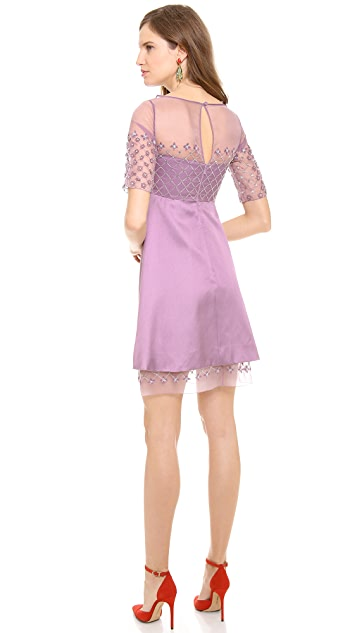 Temperley London Forget Me Not Dress