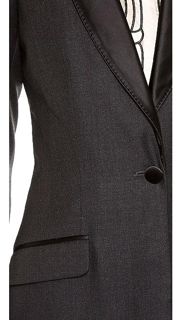 Temperley London Long Coruna Coat