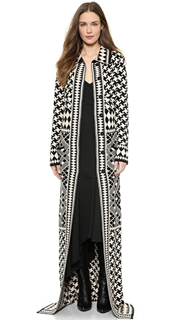 Temperley London Long Empire Coat