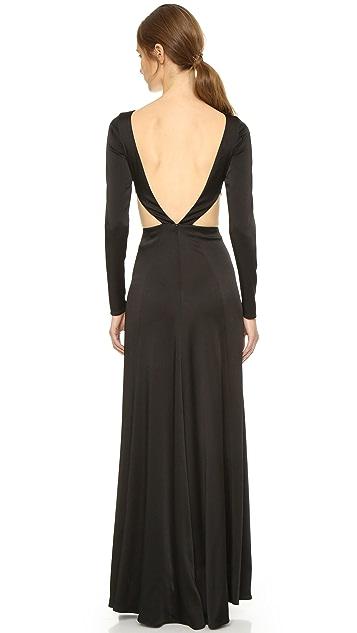 Temperley London Madena Split Dress