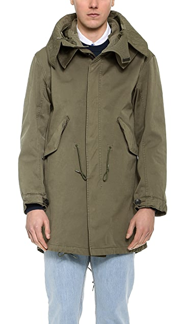 Ten C The Parka