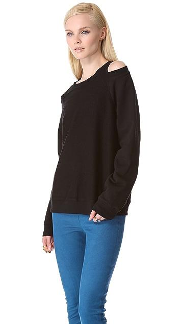 Tess Giberson Double Neck Sweatshirt