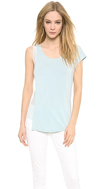 Tess Giberson Remixed Combo Top