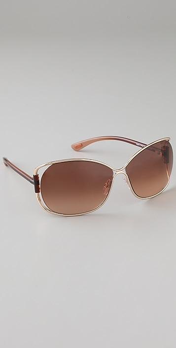 Tom Ford Eyewear Eugenia Sunglasses
