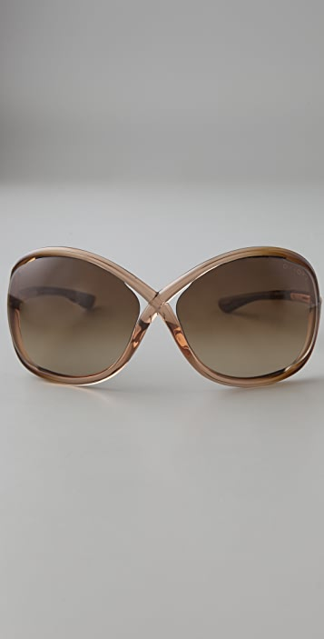 Tom Ford Eyewear Whitney Sunglasses