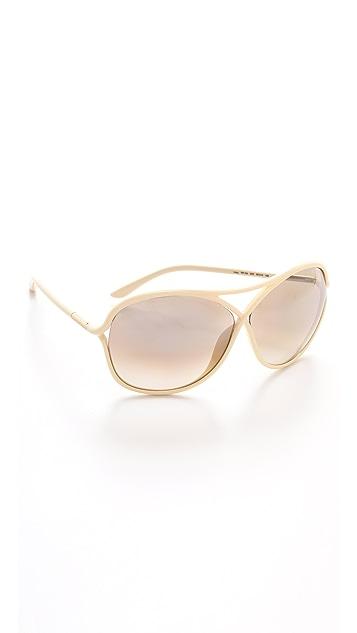 Tom Ford Eyewear Vicky Sunglasses