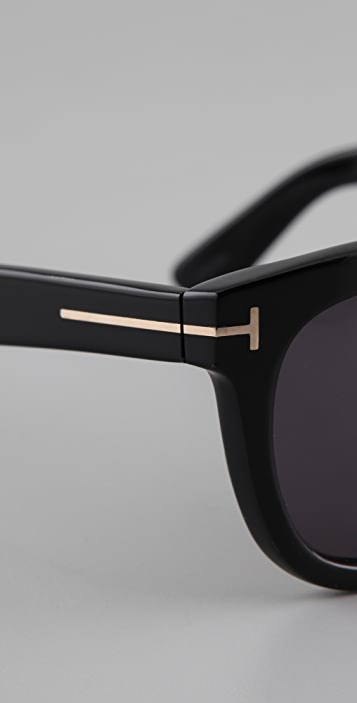 Tom Ford Eyewear Campbell Sunglasses